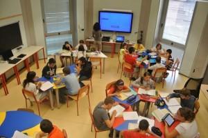 Un esempio di Classe flessibile per promuovere l'apprendimento attivo e laboratoriale.