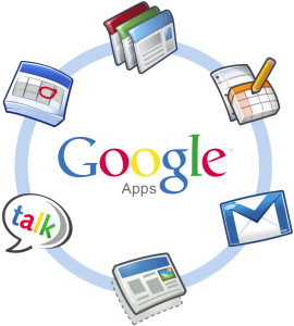 Google Apps anello
