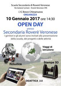 Open Day a Roverè Veronese
